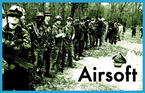 Airsoft.