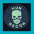 HUN RECON - LOGO
